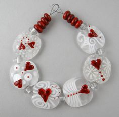 Corinabeads -Lampwork beads by Corina Tettinger