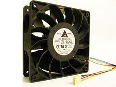 Aliexpress.com : Buy Delta 120mm PWM Fan TFC1212DE 252CFM vs PFB1212UHE, Most Powerful Server/CaseFan from Reliable cooling fan suppliers on Shenzhen Shengshida Electronics Co.,Ltd. $21.99