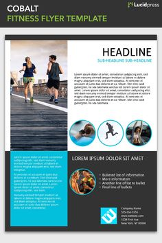 34 best Free flyer templates images on Pinterest | Free flyer ...