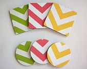 Matching COASTER for MousePads  - Pick your own pattern