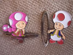 High Quality 1 Inch Pins Each Include 2 Rubber Backs . Pin Pics, Hula Hoop, Hat Pins, Toad, Pin Collection, Free Shipping, Unique Jewelry, Hats, Handmade Gifts
