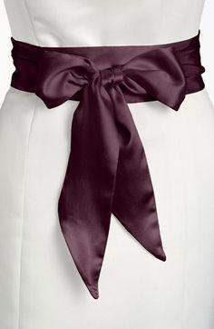 #bridal #sash #weddings #brides #gown #fashion #accessories #style #shopcade
