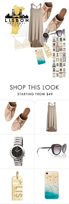 """""""Lisbon"""" by heidibartholdy on Polyvore featuring Taschka, Heidi Klein, Sophie and Freda, Michael Kors, Jet Set Candy and Gray Malin"""