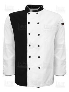 trajes de chef originales en blanco y negro - Buscar con Google