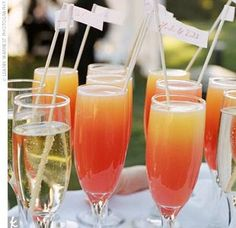 1000 ideas about wedding signature cocktails on pinterest for Wine and orange juice name