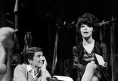 Escenografía Cabaret Broadway 1966
