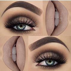 Eye Makeup Tips.Smokey Eye Makeup Tips - For a Catchy and Impressive Look Makeup Goals, Makeup Inspo, Makeup Inspiration, Makeup Tips, Beauty Makeup, Makeup Ideas, Makeup Style, Beauty Tips, Beauty Products