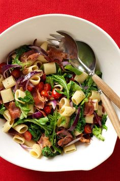 BLT Pasta Salad - WomansDay.com