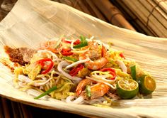 As part of our World Recipes Collection, today's feature meal centers around the delicious - Fried Hokkien Mee, which is a unique mix of seafood and egg noodles and a bundle of other treats! See the cool entree, courtesy of Allrecipes.com/Asia!