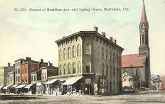 Corner of spring grove and hamilton ave, Cincinnati