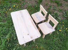 LadislavKurnota / Detské sedenie Outdoor Chairs, Outdoor Furniture, Outdoor Decor, Home Decor, Decoration Home, Room Decor, Garden Chairs, Home Interior Design, Backyard Furniture