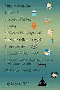 Mennyire igaz is, még ha nem is tudsz 10 dolgot felsorolni biztosan. Life Motivation, Positive Life, Better Life, Motivation Inspiration, Happy Life, Good To Know, Workplace, Healthy Life, Quotations