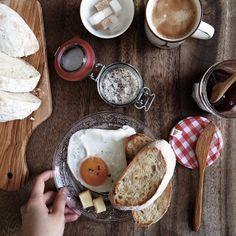 .@croissantqueen | Good morning #weekend! | Webstagram