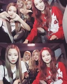 Blackpink first Vapp ♡