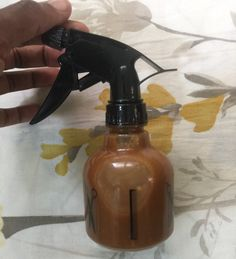Hair Ponytail Styles, Black Hair Growth, Grow Hair, Ponytail Hairstyles, Spray Bottle, Cleaning Supplies, Beauty Hacks, Beauty Tips, Hair Care
