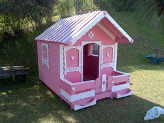 Casinha De Criança - R$ 1.000,00 no MercadoLivre