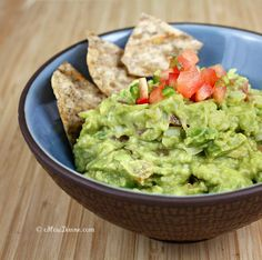 Spicy Guacamole - Creamy Goodness with a Spicy Kick