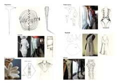 Fashion Sketchbook - fashion design development with fashion drawings  prototyping; fashion portfolio // Marcela Abal  Maria Ines Paysse