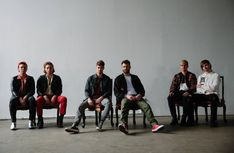 5 Seconds Of Summer - The Chainsmokers Luke And Ashton, Michael Ashton, Michael Clifford, Ashton Irwin, 5 Seconds Of Summer, Girls Talk Boys, Luke Hemings, Bad Posture, Chainsmokers