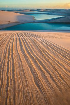 Lencois Maranhenses National Park, Brazil.
