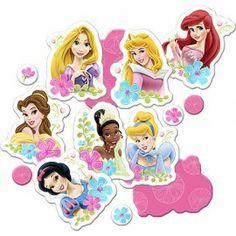 PP Princess confettie disney