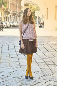Moustard' s Taste (by Eleonora Carisi) http://lookbook.nu/look/2492513-Moustard-s-Taste