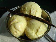 Max konyhája: Főzött vanília fagylalt otthon