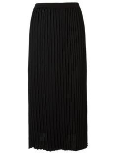 Egrey midi knitted skirt