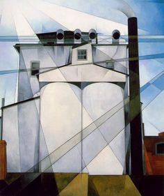 Charles Demuth: My Egypt - Whitney Museum of American Art, New York
