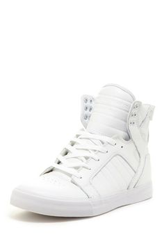 Supra Skytop High Top Sneaker by Switch Up Your Kicks on @HauteLook