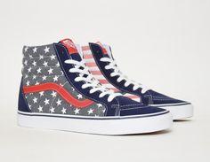 5757c9b61d14  Vans Sk8-Hi Reissue Stars Stripes  sneakers Vans Sk8 Hi Reissue