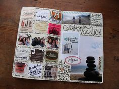 California Journaling by Paper Relics (Hope W. Karney), via Flickr