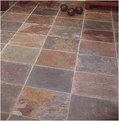 travertine tile flooring chiseled edge | flooring | pinterest