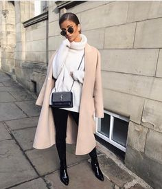 Inspirationsideen Herbst-Winter-Outfits Be Bad … - Herbst Kleidung Winter Mode Outfits, Winter Fashion Outfits, Look Fashion, Autumn Winter Fashion, Fall Outfits, Womens Fashion, Mens Winter, Fashion Mode, Classy Winter Fashion