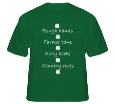 4H Country Roots T Shirt