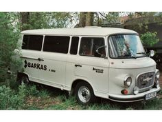 1975 Barkas 1000 Wit Treffen Werdau 2003