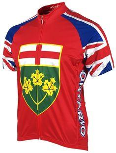 Ontario Cycling Jersey http   www.cyclegarb.com ontario-cycling 149cbdaf5
