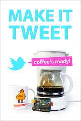 So freaking cool: Twitter controlled coffee.