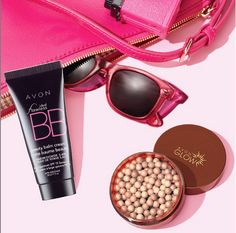 Our #AvonMakeup weekend essentials