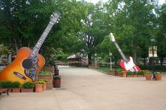 Entrance to the Grand Ole Opry in Nashville, Tennessee.