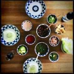 Low Carb Tacos, Panna Cotta, Avocado, Ethnic Recipes, Food, Mexican, Food Food, Recipes, Dulce De Leche