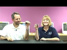 Electroscope Experiment: Opposites Attract, Likes Repel - YouTube