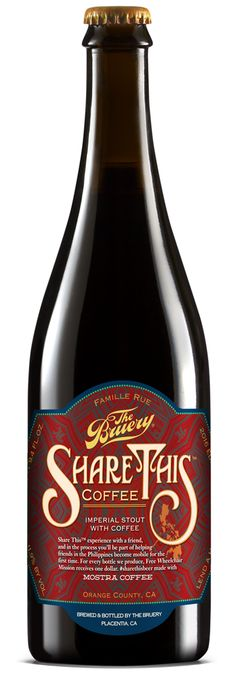 The Bruery | Share This: Coffee