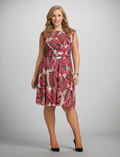 Magn�ficos vestidos casuales para gorditas
