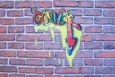 Create Art With Me!: Graffiti Names...ooh, Edgy!