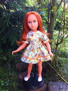 """Bettina Sebino"" restaurata capelli carota Euro, Blog, Summer Dresses, Dolls, Life, Vintage, Fashion, Hobbies, Summer Sundresses"