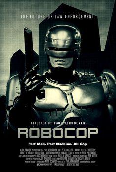 ROBOCOP-Love this movie