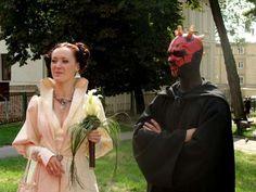 Sci-Fi Themed Weddings 9
