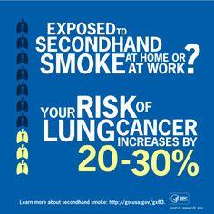 SECOND HAND SMOKE KILLS.