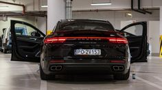 Brand New Porsche Panamera 971 Turbo in Warsaw. What do you think about it ?